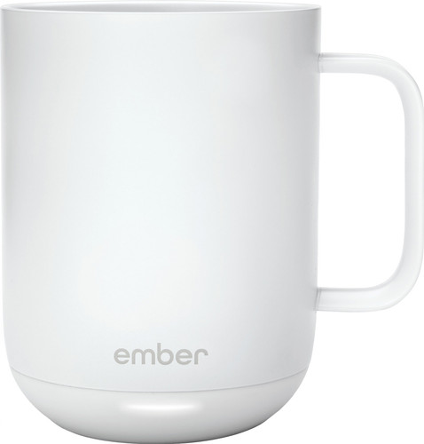 fa94a9f96ba Ember Ceramic Smart Mug White