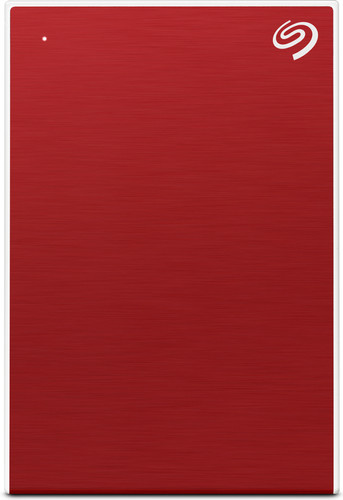 Seagate Backup Plus 4TB Rood Main Image