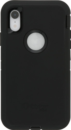 Otterbox Defender Apple iPhone Xr Back Cover Zwart Main Image
