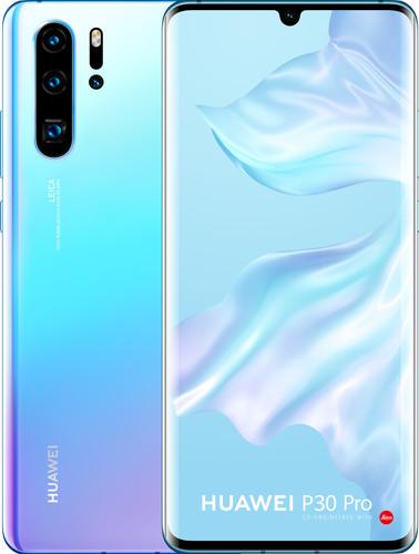 Huawei P30 Pro 256GB Wit/Paars Main Image