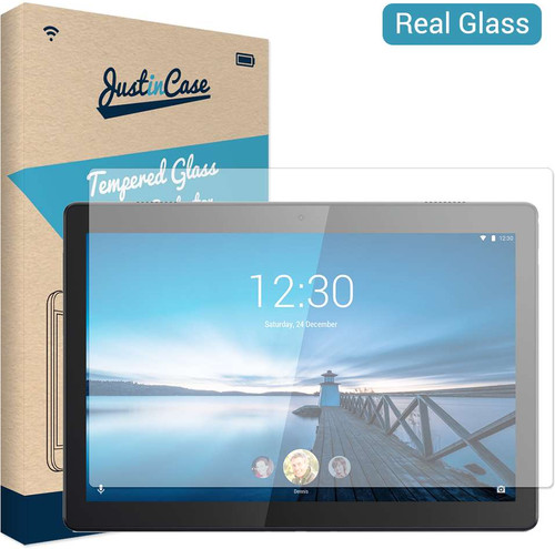 Just in Case Tempered GlassLenovo Tab M10 Screenprotector Main Image