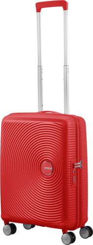 American Tourister Soundbox Expandable Spinner 55cm Coral Red Main Image