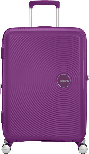 American Tourister Soundbox Expandable Spinner 67cm Purple Orchid Main Image