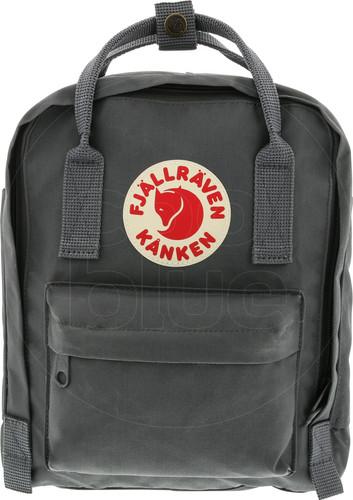 Fjällräven Kånken Mini Super Gray - Kids backpack Main Image