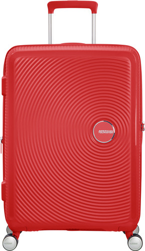 American Tourister Soundbox Expandable Spinner 67cm Coral Red Main Image