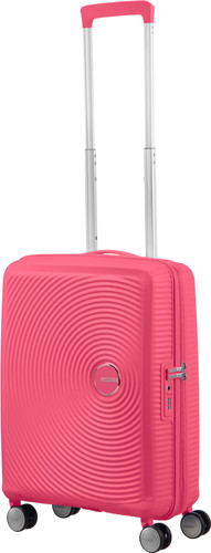 American Tourister Soundbox Expandable Spinner 55cm Hot Pink Main Image