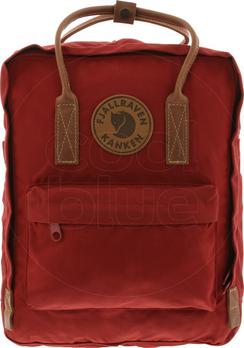 Fjällräven Kånken No. 2 Deep Red 16L Main Image