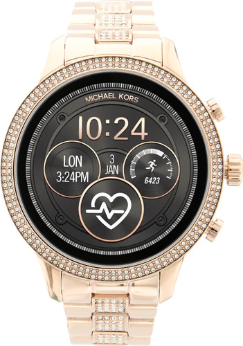 Michael Kors Access Runway Gen 4 Display Smartwatch MKT5052 Main Image