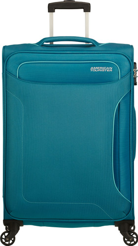 American Tourister Holiday Heat Spinner 67cm Petrol Green Main Image
