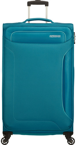 American Tourister Holiday Heat Spinner 79cm Petrol Green Main Image