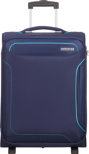 American Tourister Holiday Heat Upright 55cm Navy Main Image