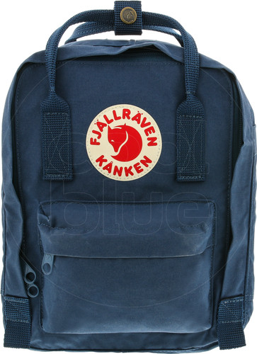 Fjällräven Kånken Mini Royal Blue - Kids backpack Main Image