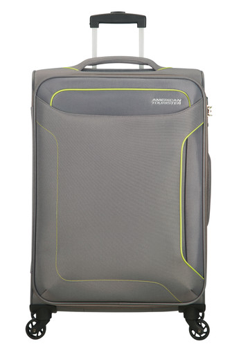 American Tourister Holiday Heat Spinner 67cm Metal Grey Main Image