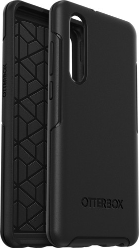 OtterBox Symmetry Huawei P30 Back Cover Black Main Image