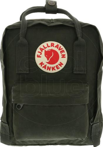 Fjällräven Kånken Mini Deep Forest - Children's backpack Main Image