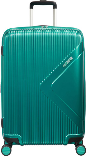 American Tourister Modern Dream Expandable Spinner 69cm Emererald Green Main Image