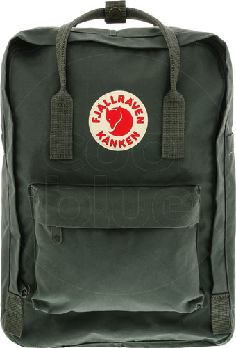 Fjällräven Kånken Laptop 15'' Forest Green Main Image