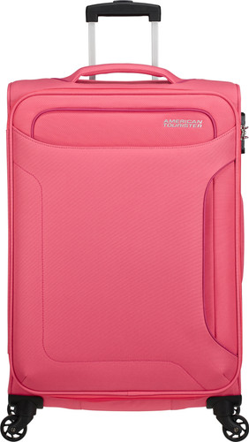 American Tourister Holiday Heat Spinner 67cm Blossom Pink Main Image