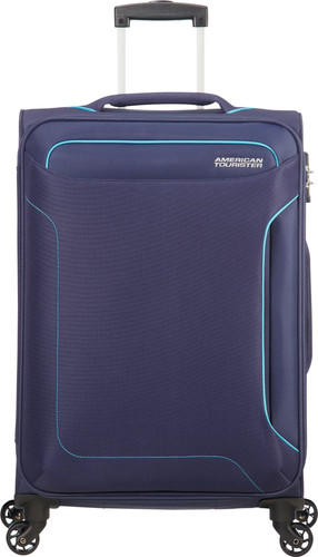American Tourister Holiday Heat Spinner 55cm Navy Main Image