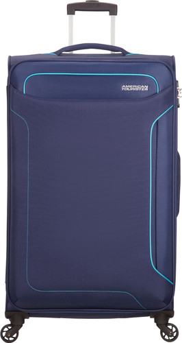 American Tourister Holiday Heat Spinner 79cm Navy Main Image