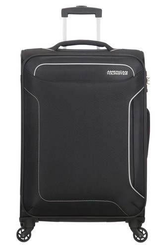 American Tourister Holiday Heat Spinner 67cm Black Main Image