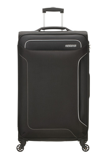 American Tourister Holiday Heat Spinner 79cm Black Main Image