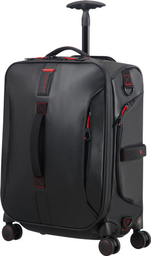 Samsonite Paradiver Light Spinner 55cm Black Main Image
