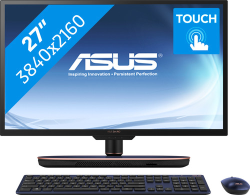 Asus All-in-One Z272SDT-BA116T Main Image