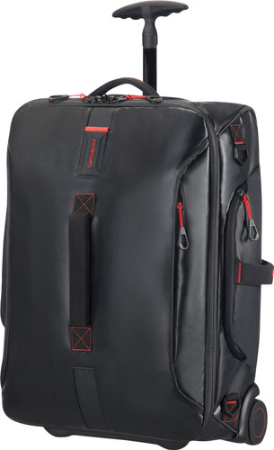Samsonite Paradiver Light Duffle Wheels 49L Black Main Image