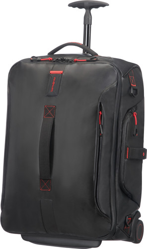 Samsonite Paradiver Light Duffle Wheels Backpack 55cm Black Main Image