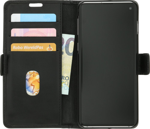DBramante1928 Copenhagen Samsung Galaxy S10 Book Case Zwart Main Image