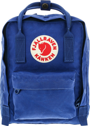 Fjällräven Kånken Mini Deep Blue - Children's backpack Main Image