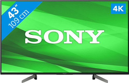 Sony KD-43XG8305 Main Image