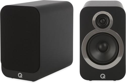 Q Acoustics 3020i Zwart (per paar) Main Image