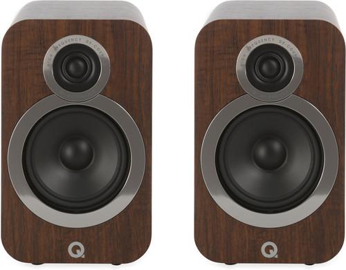 Q Acoustics 3020i Walnut (per pair) Main Image