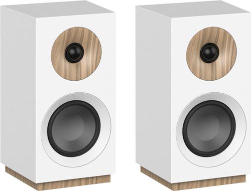 Jamo S 801 Bookshelf Speaker White (per pair) Main Image