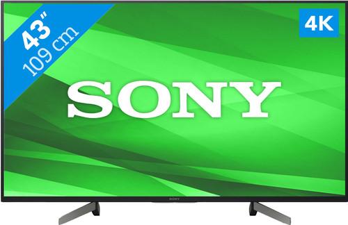 Sony KD-43XG8096 Main Image