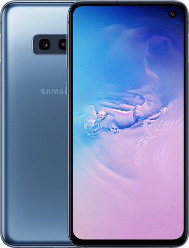 Samsung Galaxy S10e 128GB Blauw Main Image