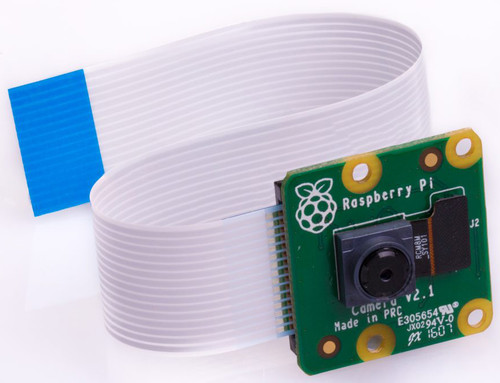 Raspberry Pi Camera Board v2 Main Image