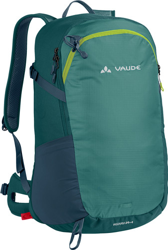 Vaude Wizard 18+4L Nickel Green Main Image