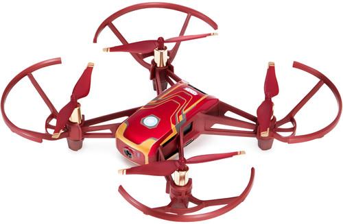 Tello Drone Iron Man Edition (powered by DJI) Main Image