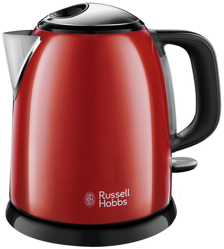 Russell Hobbs Colours Plus+ Mini Red Main Image
