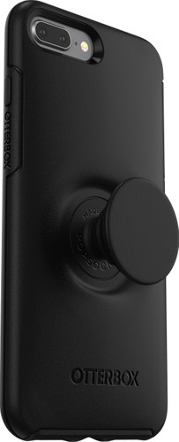 Otterbox Symmetry Pop Apple iPhone 7 Plus / 8 Plus Back Black Main Image