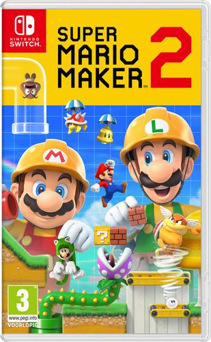 Super Mario Maker 2 Main Image