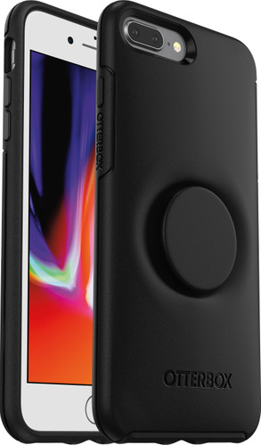Otterbox Symmetry Pop Apple iPhone 7 Plus / 8 Plus Back Black Main Image