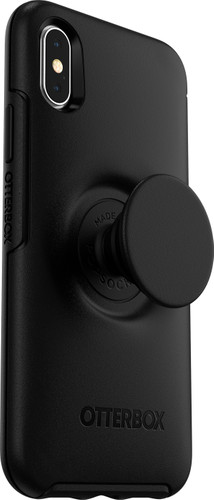 Otterbox Symmetry Pop Apple iPhone X/Xs Back Cover Black Main Image