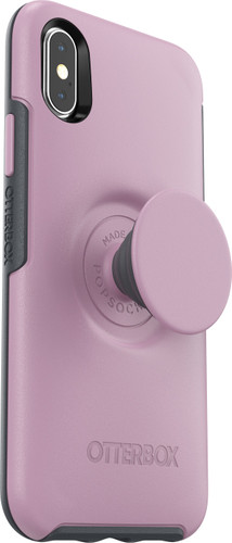 Otterbox Symmetry Pop Apple iPhone X/Xs Back Cover Roze Main Image