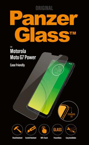 PanzerGlass Motorola Moto G7 Power Screen Protector Glass Main Image