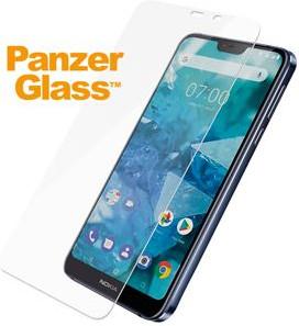 PanzerGlass Nokia 8.1 Screenprotector Glas Main Image