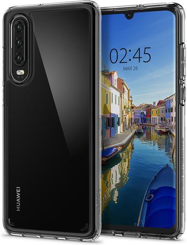 Spigen Ultra Hybrid Huawei P30 Back Cover Transparent Main Image